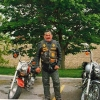John (Boxer) Muscedere was only a bike club member for five years when he became Canadian Bandido president Photo courtesy of Betsy Powell