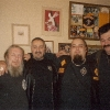 Left to right, James (Ripper) Fullager, Frank (Cisco) Lenti,