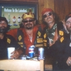 Left to right, Luis Manny (Chopper) Raposo, John (Boxer) Muscedere, Wayne (Weiner) Kellestine and Michael (Taz) Sandham in the fall of 2005 Crown exhibit