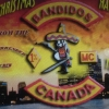 Bandidos Canada Christmas card Courtesy Julian Carsini