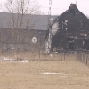 Electrical malfunction was blamed for fire that destroyed Kellestine farmhouse after his arrest. Peter Edwards photo.